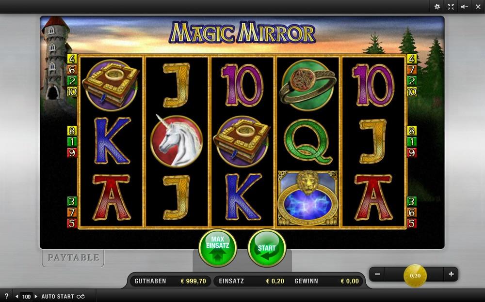Magic Mirror Slot Merkur