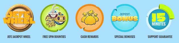 casino jefe rewards