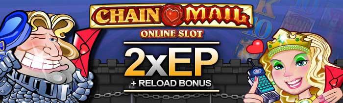 Chain Mail Slot Bonus