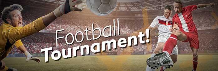 Energy Casino Football Tournament