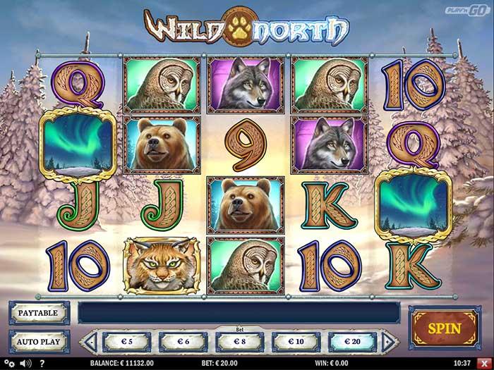 Wild North Slot Play