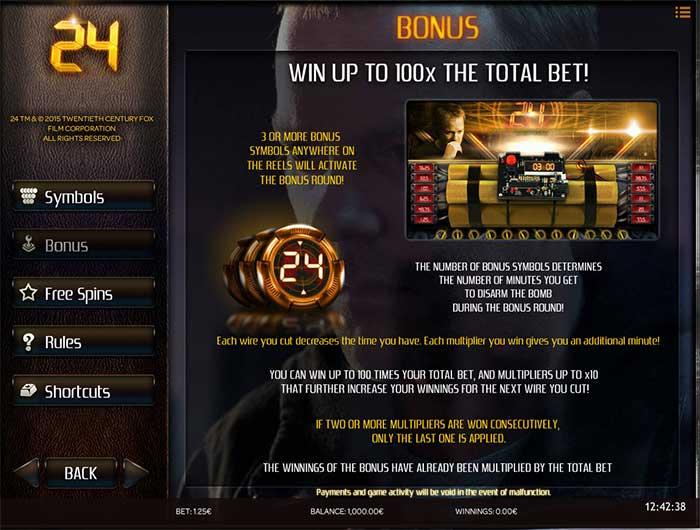 24 Slot iSoftbet