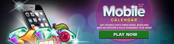 CasinoLuck Mobile Casino Promotions