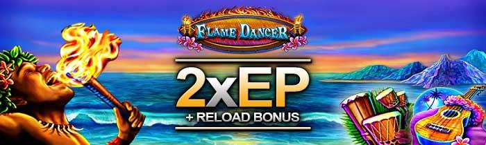 Flame Dancer Slot Bonus