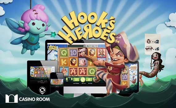 Hook's Heroes Free Spins Bonus Codes