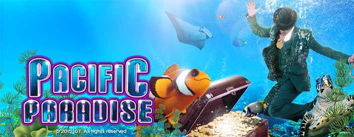 Pacific Paradise Slot Promotion