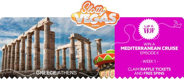 Slotty Vegas Free Spins codes