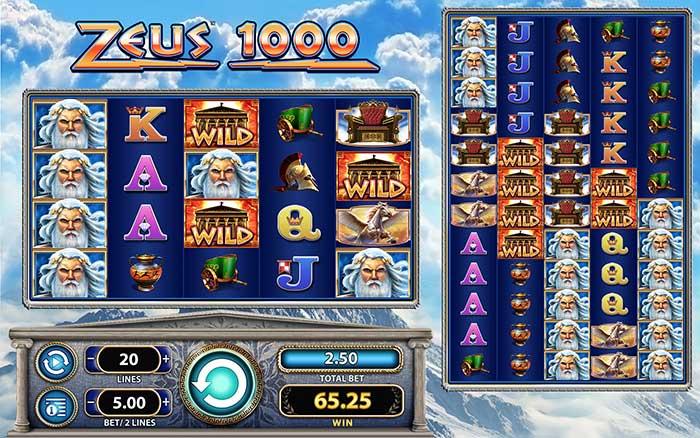 Zeus 1000 Slot WMS