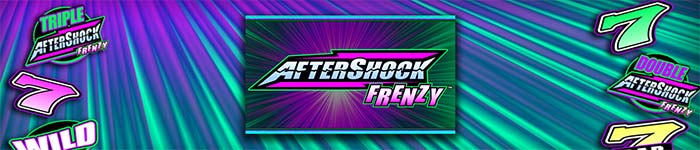Aftershock Frenzy Slot WMS