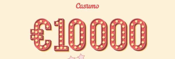 Casumo Casino Challenge October 2015