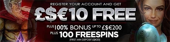 Nextcasino 10 free no deposit