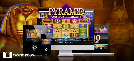 Pyramid: Quest for Immortality Free Spins