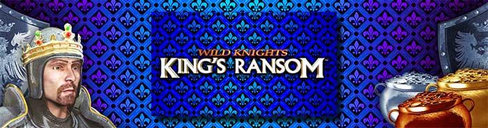 Wild Knights Kings Random Slot