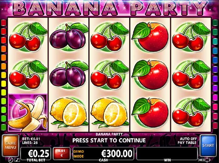Banana Party Slot