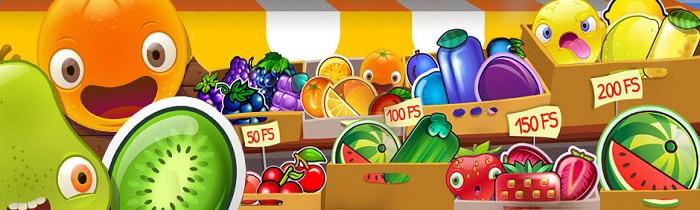 Fruit Shop Tournament