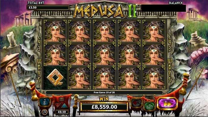 Medusa II Nextgen
