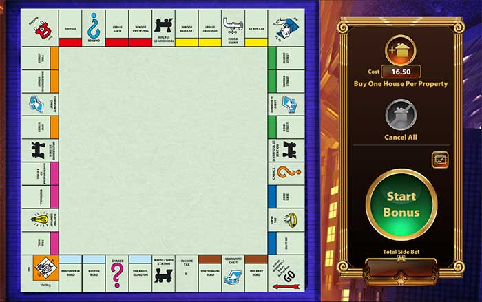 Monopoly - Once Around Deluxe - WMS
