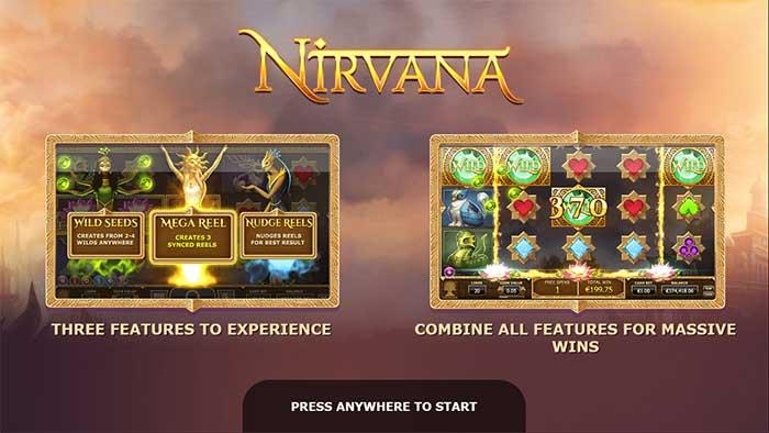 Nirvana Slot Yggdrasil