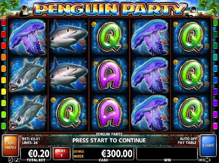 Penguin Party Slot