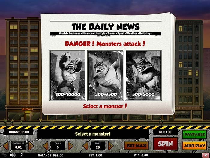 Rage to Riches Slot Play