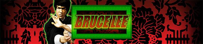 Bruce Lee Slot Logo