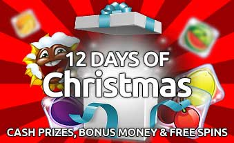 Hello Casino Christmas Promotions