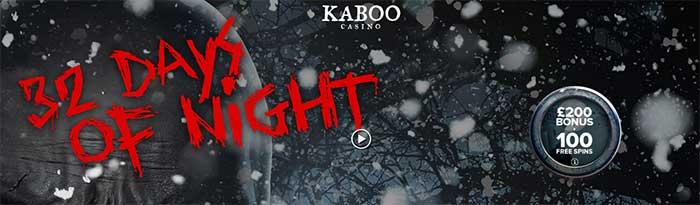 Kaboo Casino Xmas Promotions