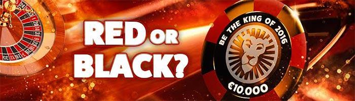 Leo Vegas Live Casino Promotions