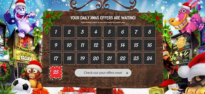 Redbet Xmas Calendar
