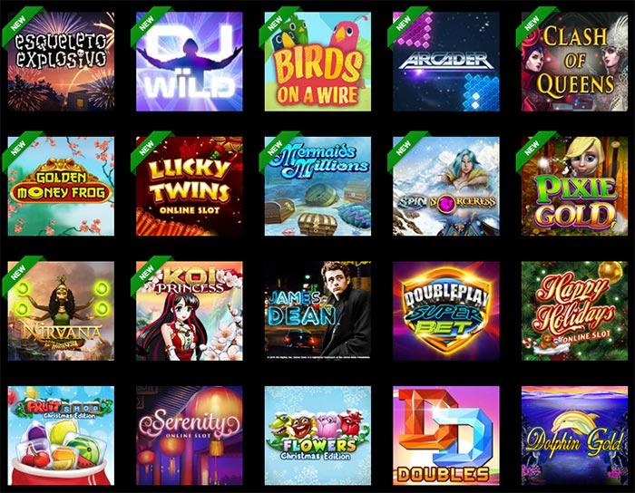 Cherry Casino New Online Slots