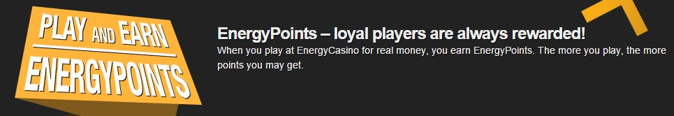 Energy Points Banner