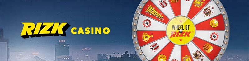 Rizk Casino Logo Header
