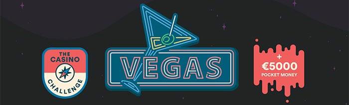 Casumo Casino Challenge Vegas