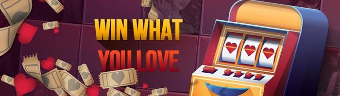 Energy Casino Valentines Promotions
