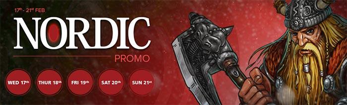 NextCasino Nordic Promotions