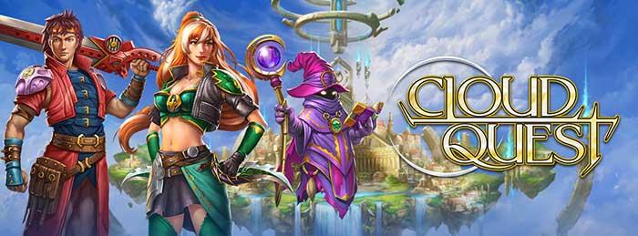 Cloud Quest Slot header