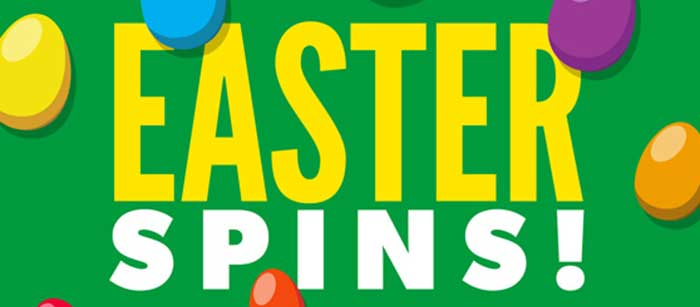 Free Spins Rizk Casino Easter Weekend Promotion!