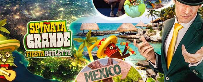 Fiesta Roulette NetEnt