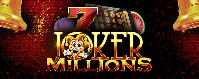 Joker Millions Free Spins