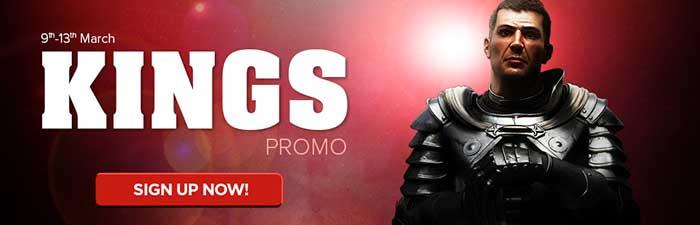 Kings Promo Next Casino