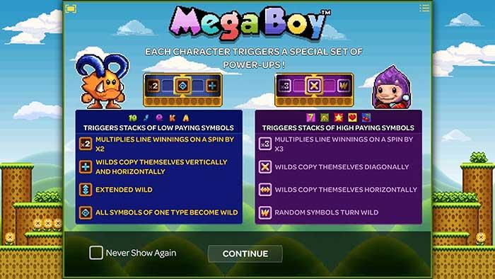 Mega Boy Slot - iSoftbet