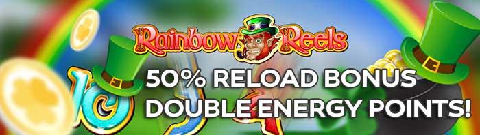 Energy Casino Reload Bonuses 2016