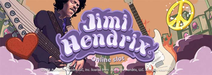 Jimi Hendrix Free Spins Casino Room