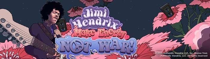 Jimi Hendrix Free Spins