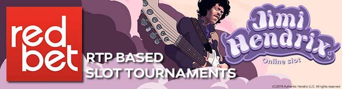 Jimi hendrix Slot Tournament