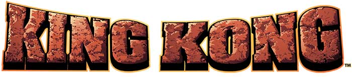 King Kong Slot Logo