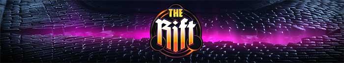 The Rift Slot Logo