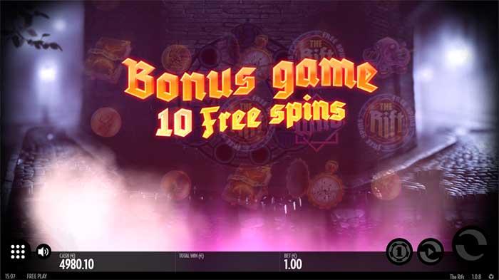 The Rift Slot - Thunderkick