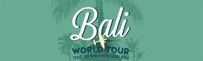 Win a trip to Bali!