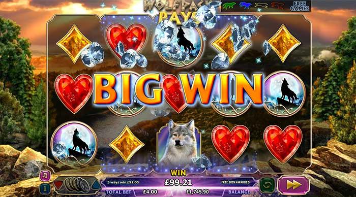 Wolfpack Pays Slot- Nextgen